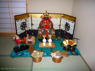 Go gatsu ningyo